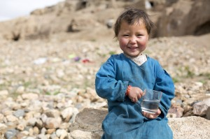 Freshta, 3, Bamyan